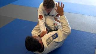Technique of the Week-1)Armbar, 2)Scissors Sweep to Triangle Choke-Marcelo Motta
