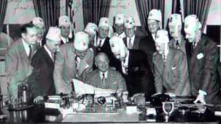 Video Ancient Arabic Order of the Nobles of the Mystic Shrine; The Shriners in White House & Oval Office download MP3, 3GP, MP4, WEBM, AVI, FLV Agustus 2018