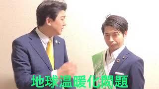 <第8回>安部総理、小泉進次郎環境大臣ものまね【ビスケッティ佐竹】【スカチャン・宮本】