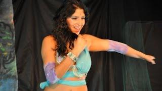 Dança do Ventre Livia ( Kalenda Maya) 2009