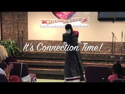 Demario Carr @ Spirit of Love Church San Bernardino,Ca ,Mime to Ricky Dillard