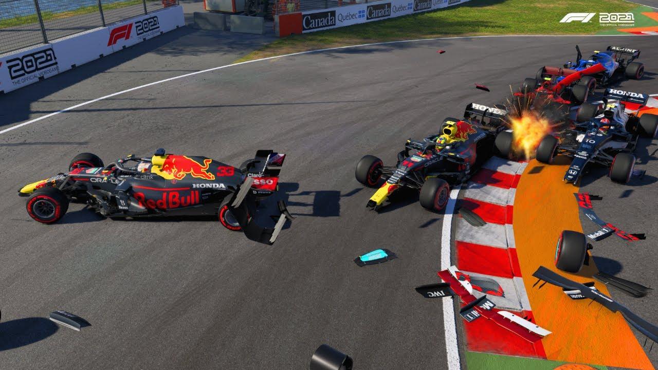 F1 2021: LAST MAN STANDING CHALLENGE! 💥