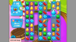 Candy Crush SODA SAGA level 131 NO BOOSTERS