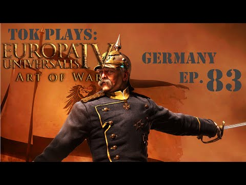 Tok plays EU4 - Germany ep. 83 - Swiss Cheese and Polish Sausage