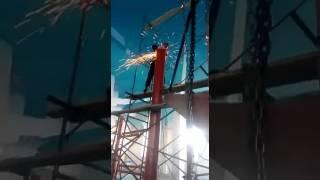 видео На высоте семи метров