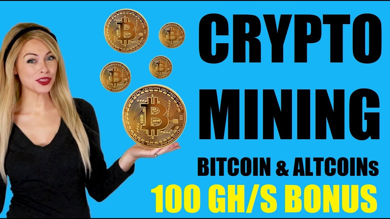 Earn Cryptocurrency, Bitcoin Mining, Ethereum mining, Dualmine, Invest in Cryptocurrency