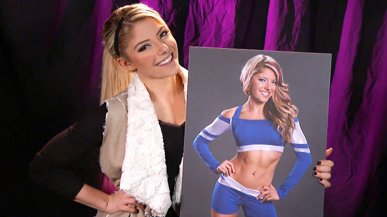 Download Alexa Bliss' transformation from glitter to Goddess: WWE Then & Now