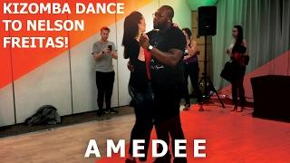 Nelson Freitas - Nha Baby / Amedee Kizomba Dance @ Suave Festival 2017