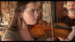 תופים, כינורות וגיטרות: הכירו את בוני כלי הנגינה