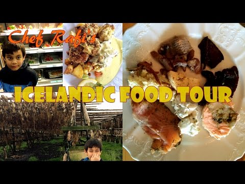Icelandic Food Adventures - Beyond the Hákarl
