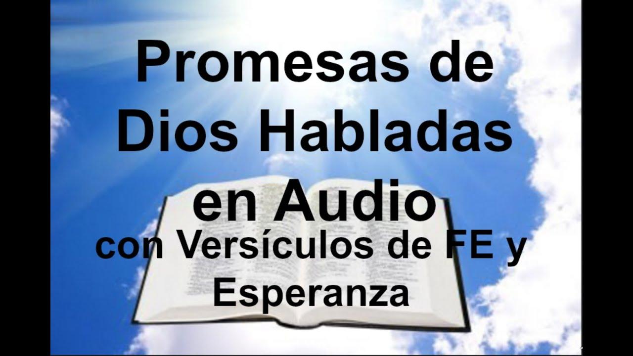 Versiculos De La Biblia De Fe: Promesas De Dios Habladas Con Versículos De Amor, FE