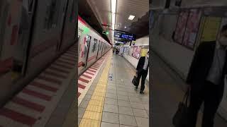 日本の鉄道 東京メトロ 日比谷線 人形町駅