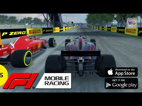 F1 MOBILE RACING - Story Mode Gameplay [iOS Android]