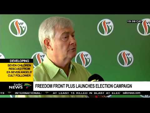 VF Plus launches its 2019 election campaign