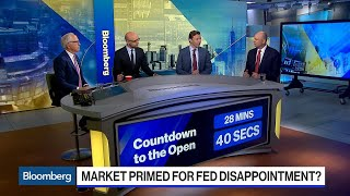 Are Markets Primed for a Fed Rate Cut Disappointment?