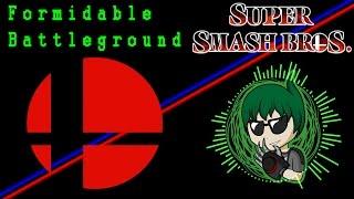 Super Smash Bros. Remix - Formidable Battleground [Multi-Man Melee 2, Boss Battle 1 (Brawl)]