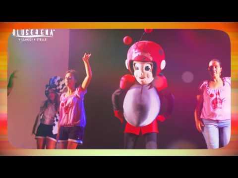 Sigla Serenella Paraparapà | Serenino Dance | #Bluserena