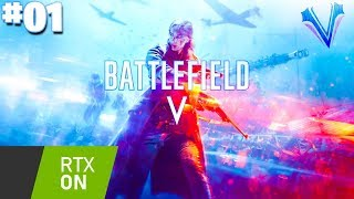 BATTLEFIELD 5 #01 [RTX ON] - Prolog | Vertez