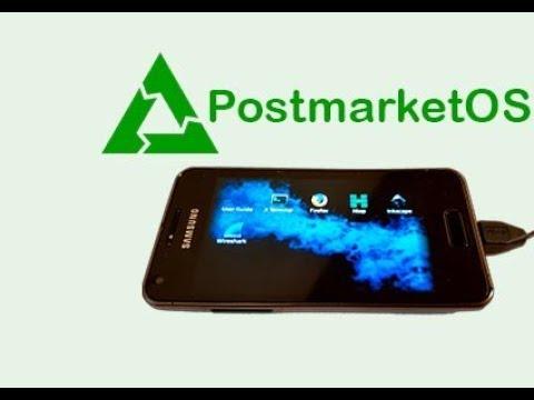 Postmarket OS – настоящий Linux на телефоне или планшете
