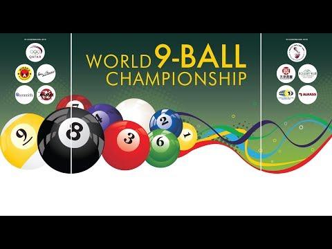 9 Ball  Last 16 : Pin Yi Ko vs Roland Garcia