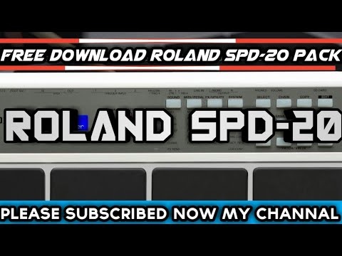 roland spd 30 tone free download