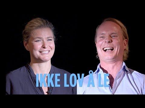 Ikke lov å le: Petter Pilgaard vs. Vendela Kirsebom