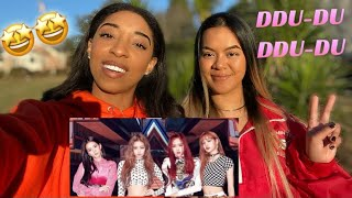 BLACKPINK DDU-DU DDU-DU Official Music Video REACTION