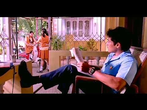Anal Mele Panithuli Bgm | Vaaranam Aayiram | Best-ever Romantic Scenes | Surya | Divya Spandana