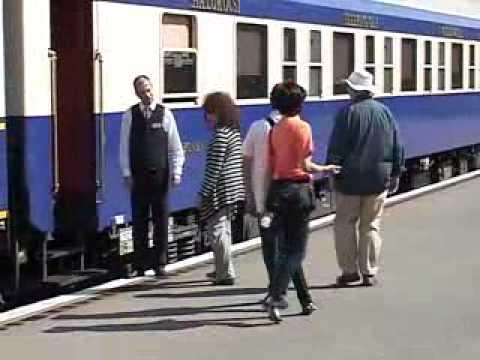 Danube Express a staţionat în gara Braşov!