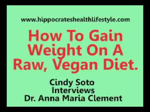 how to avoid gaining weight on a vegan diet