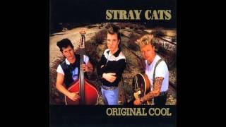 Stray Cats - Train' Kept a Rollin