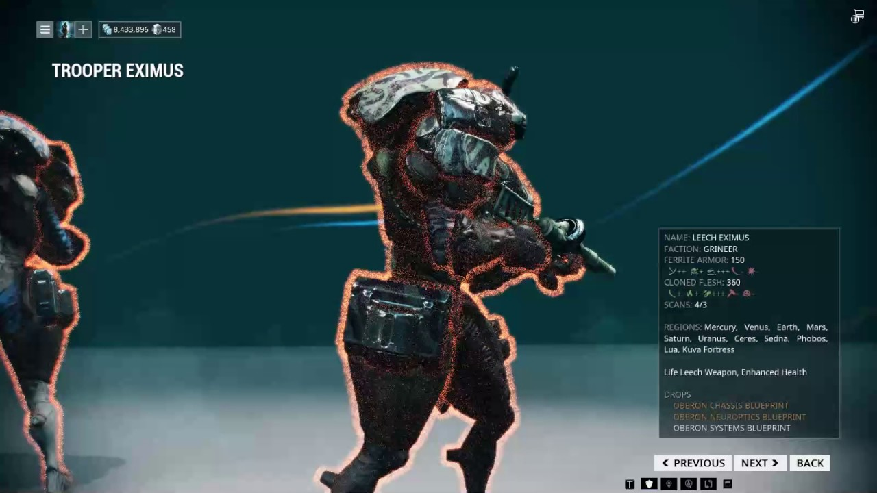 how to find morphics in warframe