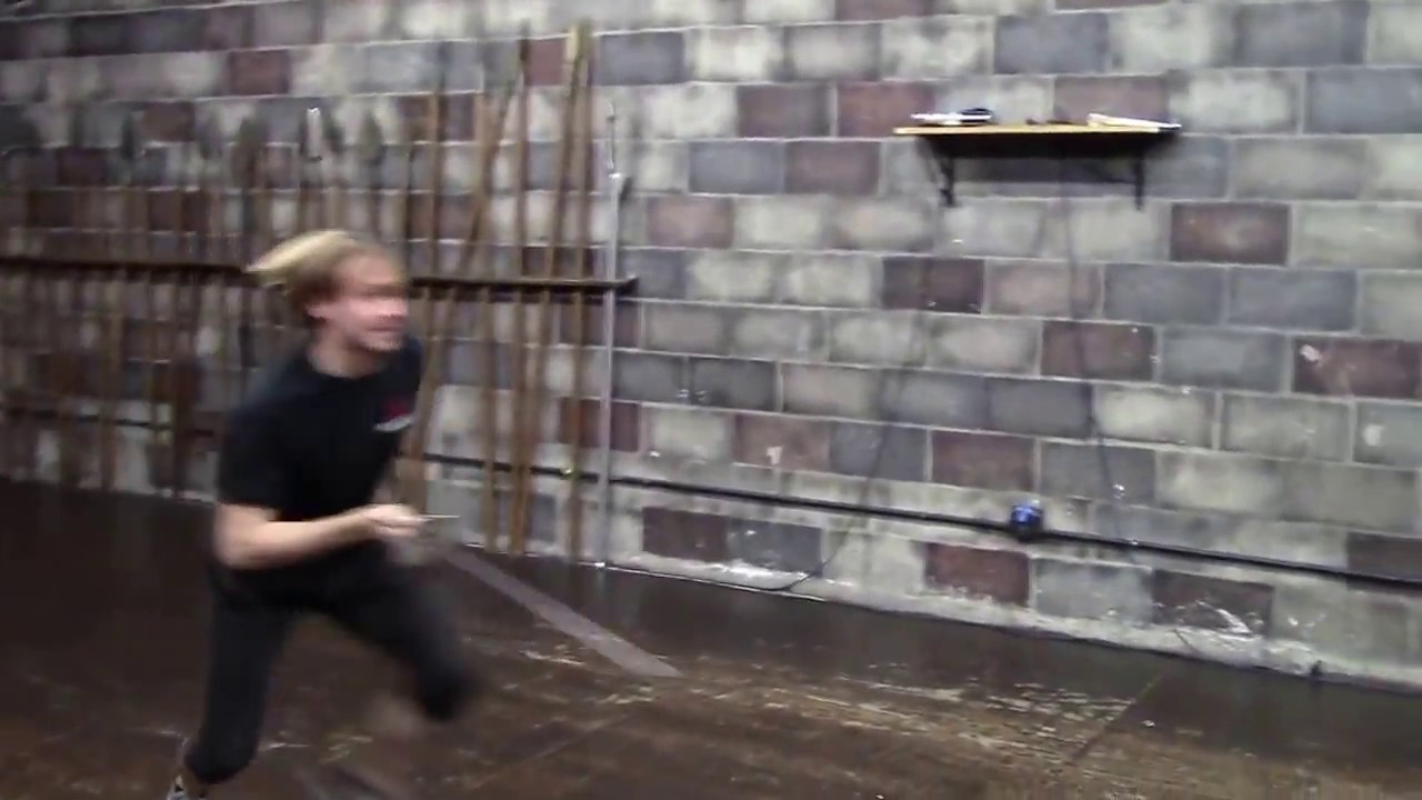 Conner And Mick Stage Combat Rapier Certification Youtube