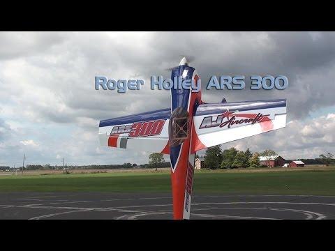 ARS 300 Roger Holley Maiden Flight