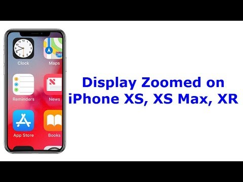 low priced f9a4a 1f9fb Display Zoomed on iPhone XS, XS Max, and XR (Solved)