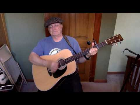 109b -  Mr Bojangles -  Nitty Gritty Dirt Band vocal & acoustic guitar cover & chords