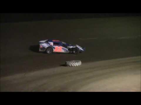 Butler Motor Speedway UMP Modified B-Main  8/6/16