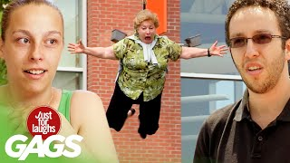 Best of Old People Pranks Vol. 7 | Just For Laughs Compilation