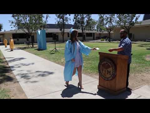 2020 Graduation Ceremony - Monache High School