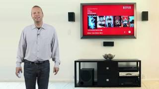 Anleitung: Anschluss eines Internet-Fernsehers über Powerline