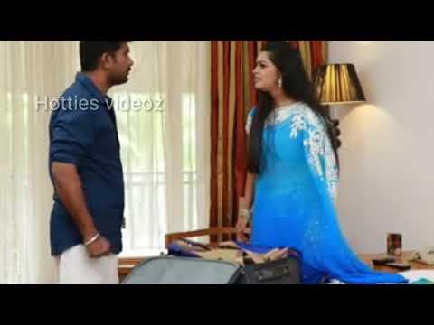 Vijay tv muthalagu hot navel Rare...