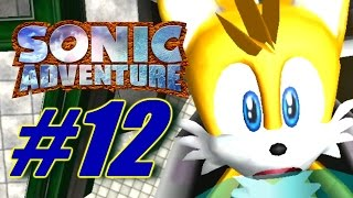 Sonic Adventure Let's Play [12/20] (60FPS)