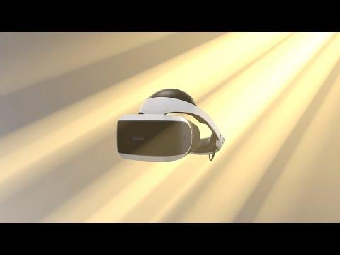 """『PlayStation VR』 """"PlayStation VR"""" チュートリアルビデオ PART1 内容物の確認"""