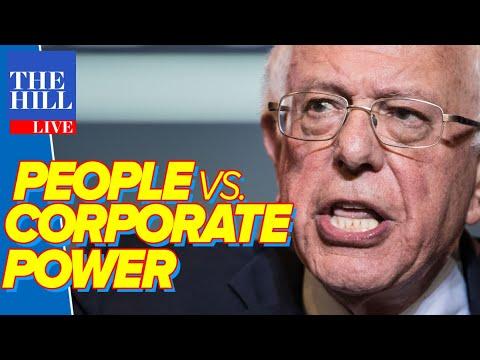 Sen. Bernie Sanders At Rally In Louisville, Kentucky