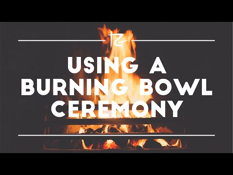 Using a Burning Bowl Ceremony for Prosperity - Randy Gage