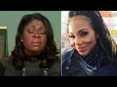 "Tamar Braxton Responds to BACKLASH for Comments ""Justifying"" Kim Burrell's Homophobic Rant"