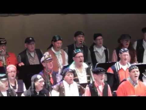 Optreden Zingende Padd'n uit Wapenveld
