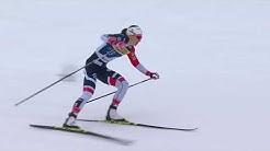 Highlights - Langlaufen - Tour de Ski - Verfolgung Damen - Oberstdorf