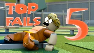 top 5 jailbreak fails funny roblox animations