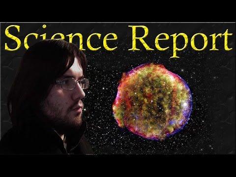 Science Report #1 - New Regeneration Drug Found!